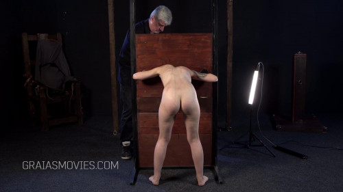 BDSM Graias - Life with Dr. Lomp part 4 (1080p)