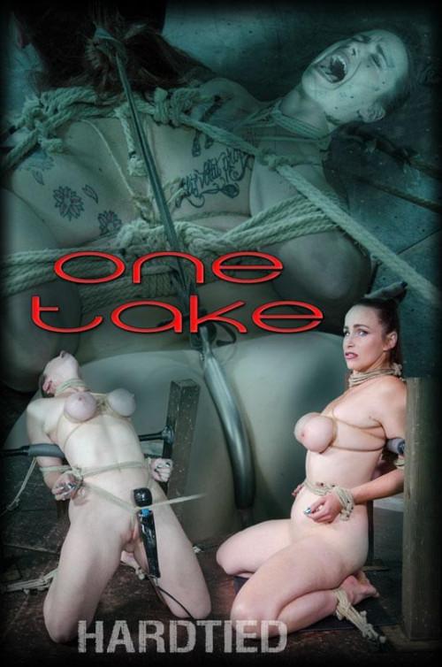 BDSM HTied - Bella Rossi - One Take