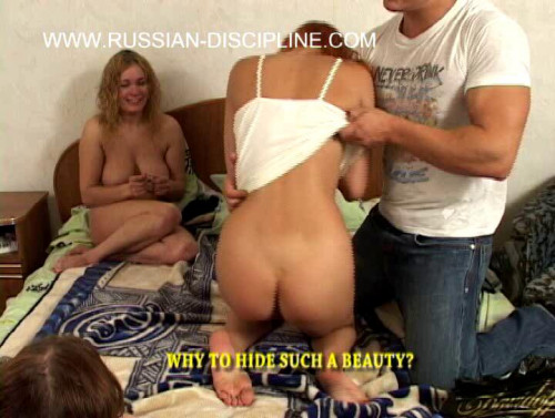 bdsm Discipline in Russian 1