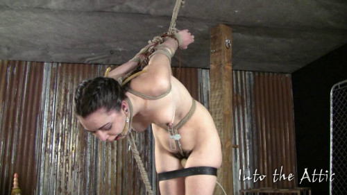 BDSM Layla Grace Bondage