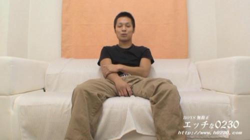 H0230 - Ona0225 – 迫田克哉 (Katsuya Sakota) 24歳 166cm [更新鏈接] (No Mask)