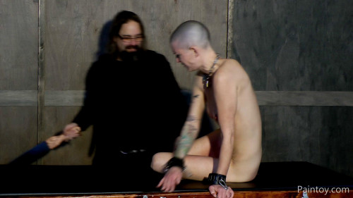 BDSM Abigail and the Beast