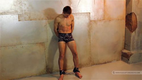 Gay BDSM Interrogation of Car Thief - Final Part 1
