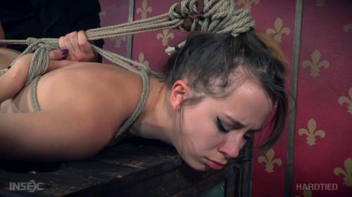 bdsm Bendy Bondage Babe Gets Broken In