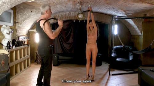 BDSM Petite Slave Gigi Gets Return Domination