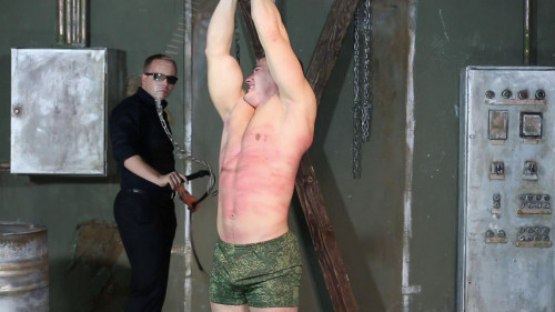 Gay BDSM Military Intelligence Officer Part Two (2014)