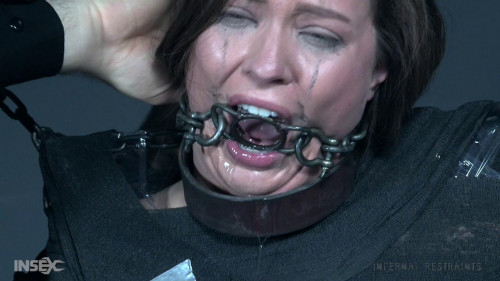BDSM The whip makes her cry and scream