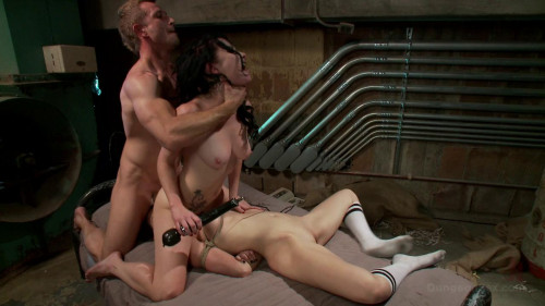 bdsm Casey And Veruca Love To Fuck In Bondage