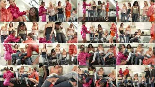Fisting and Dildo Laura Crystal, Amirah Adara, Nathaly Cherie, Lyen Parker, Josy Black