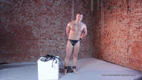 Gay BDSM RusCapturedBoys – Slave for Sale - Vasily - Final Part