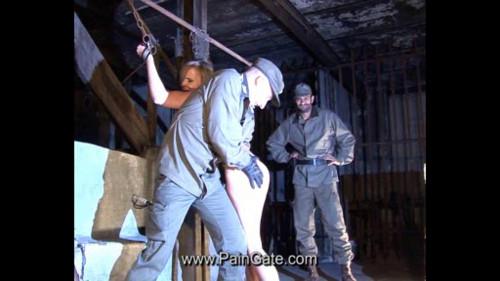 BDSM Prison Gate - Isolation