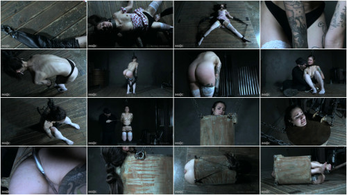 BDSM Luna Lovely Gets Effected By Her Predicament