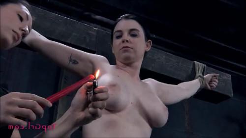 BDSM Hard bondage, spanking and torture for beautiful brunette part3 HD 1080p