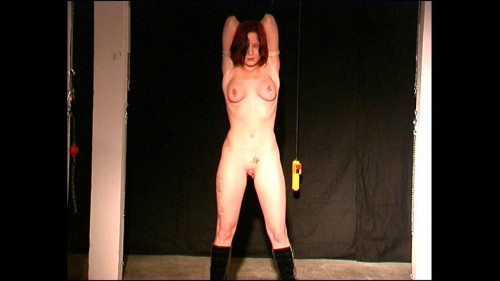 BDSM Archiv - More Breast Bondage for sexy Melanie - HD 720p
