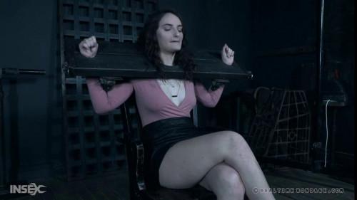 BDSM Luci Lovett The Orifice Part 1