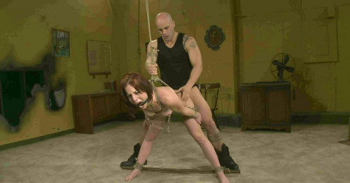 bdsm Derrick Pierce, Riley Shy-Working for Orgasms
