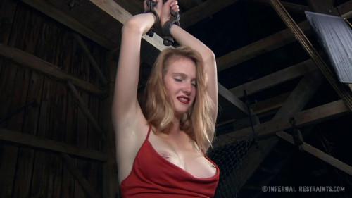 BDSM Ashley Lane Receives Special Treatment At Intersec's Facilities.