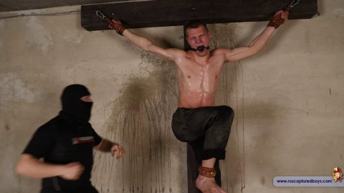 Gay BDSM RusCapturedBoys - From Home to the Dungeon - Part I