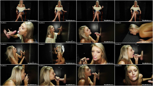 Oral Victoria S's First Gloryhole Video