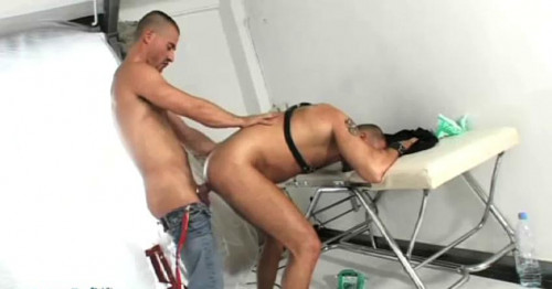 Gay BDSM Alberto And Pedro Like Fetish Games