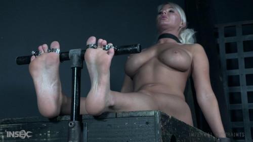 BDSM London River - Foot Loosed