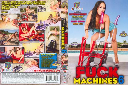 Sex Machines Fuck Machines vol 6
