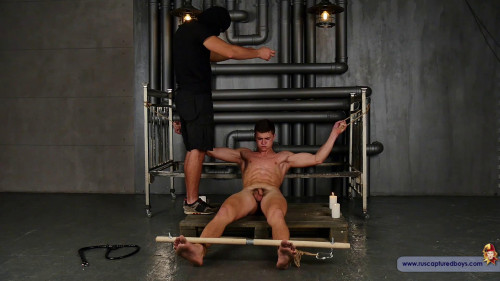 Gay BDSM Handsome Guy Stanislav Final Part (2018)