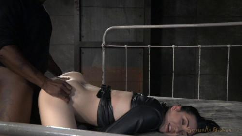 BDSM Fresh Faced Bondage Newbie Aria Alexander...