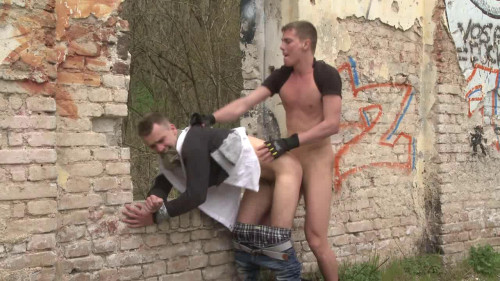 Gay BDSM Sean Cross