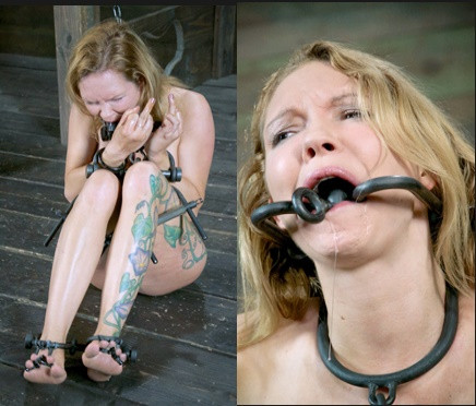 BDSM Painful Pleasure - Rain DeGrey and Cyd Black
