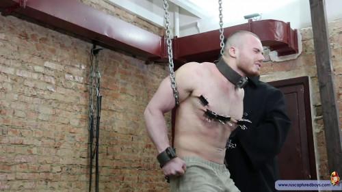 Gay BDSM Pain Slave Pavel - Part II
