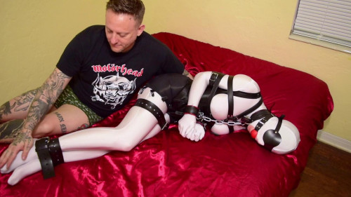 BDSM Living Doll Fucked-rope bondage videos