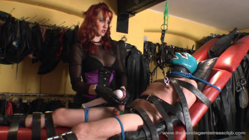 Femdom and Strapon Whisper Pain & Pleasure Finale