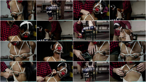 BDSM HD Bdsm Sex Videos Rubee Punished for Tardiness pt 3