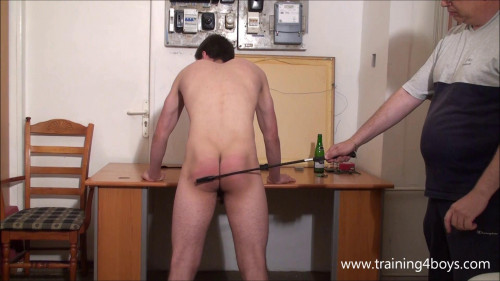 Gay BDSM SpankingBoysVideo - Endurace Lukas Liz. - Part. 1