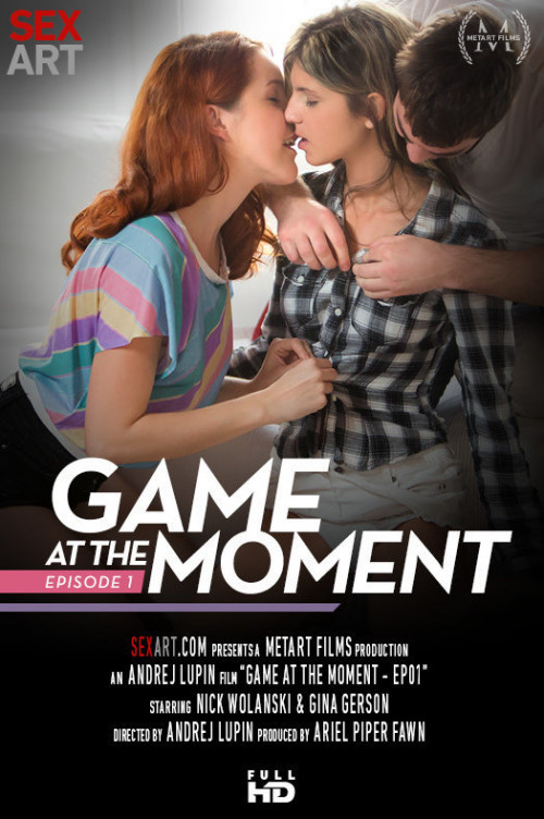 Gina Gerson, Nick Wolanski - Game at the Moment Part 1 FullHD 1080p