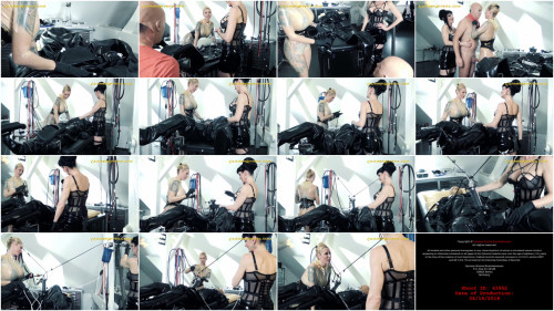 Femdom and Strapon Serious Kit Monday - Scene 1 - HD 720p