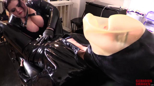 BDSM Latex A Dose Of Rubber