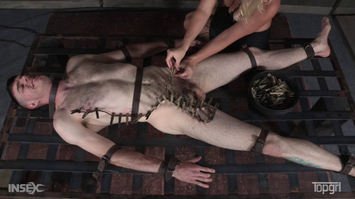 Femdom and Strapon Frame Fucked