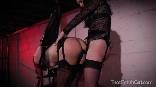BDSM Thatfetishgirl - Humiliating The New Dominatrix In Town