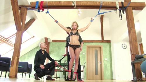 BDSM Couples Try Bondage