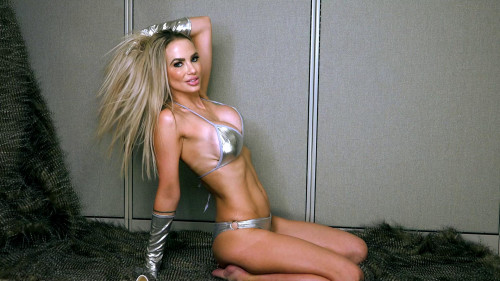 Femdom and Strapon Goddess Platinum - Let Me Own You