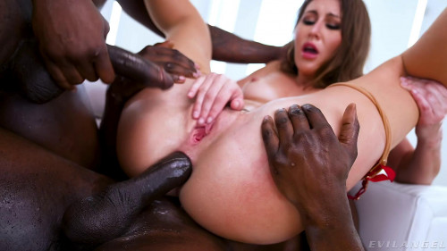 Paige Owens - DP ThreeWay, Gaping, Squirt (2021)