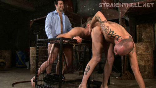 Gay BDSM Khaled-Deep and long fuck