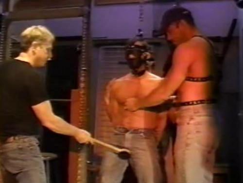 Gay BDSM Rough Punishment Collection