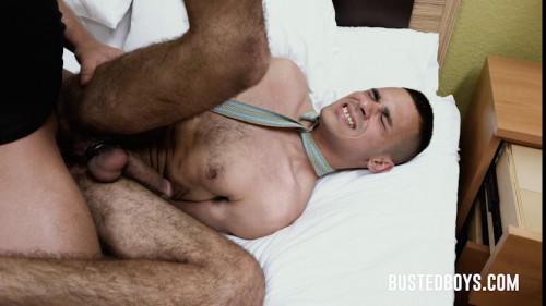 Gay BDSM Busted Boys