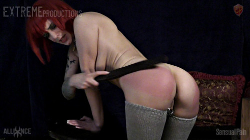 BDSM Self Spanking Love Sub