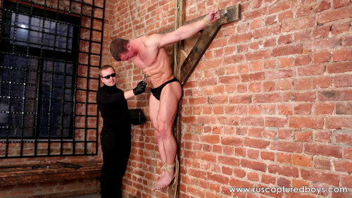 Gay BDSM Submissive slave Yaroslav Part Two (2015)