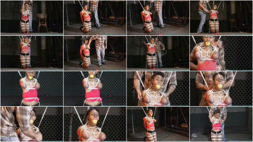 BDSM Dani is Tightly Bound and Abused