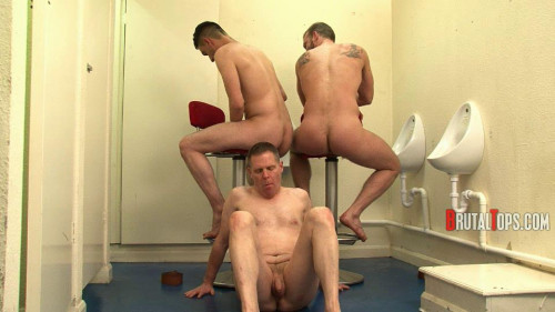 Gay BDSM Master Dale and Master Jurgis part2